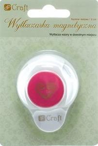 Wytłaczarka magnetyczna serce AW105/04