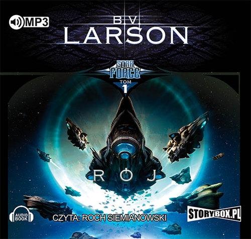 Star Force Tom 1 Rój  (Audiobook) Larson B.V.