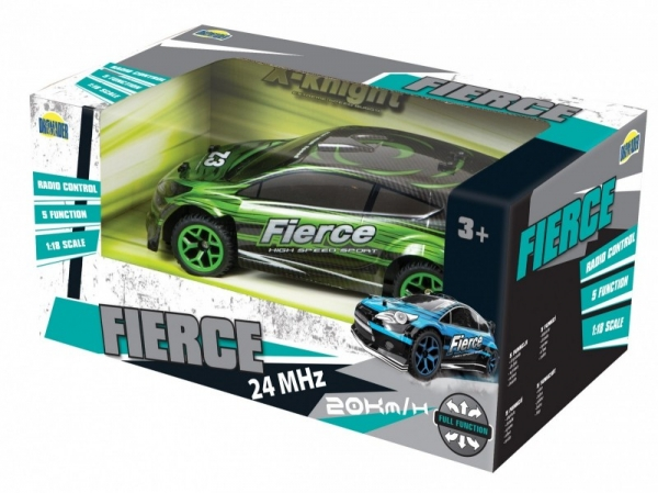 Auto na radio Fierce z pakietem (02559)