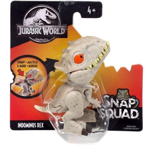 Figurka Snap Squad Dinozaury Mosasaurus Jurassic World (GGN26/GJR06)