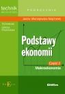 Podstawy ekonomii. Część 2. Makroekonomia. Podręcznik. Technikum, szkoła Mierzejewska-Majcherek Janina