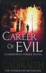Career of Evil Galbraith Robert