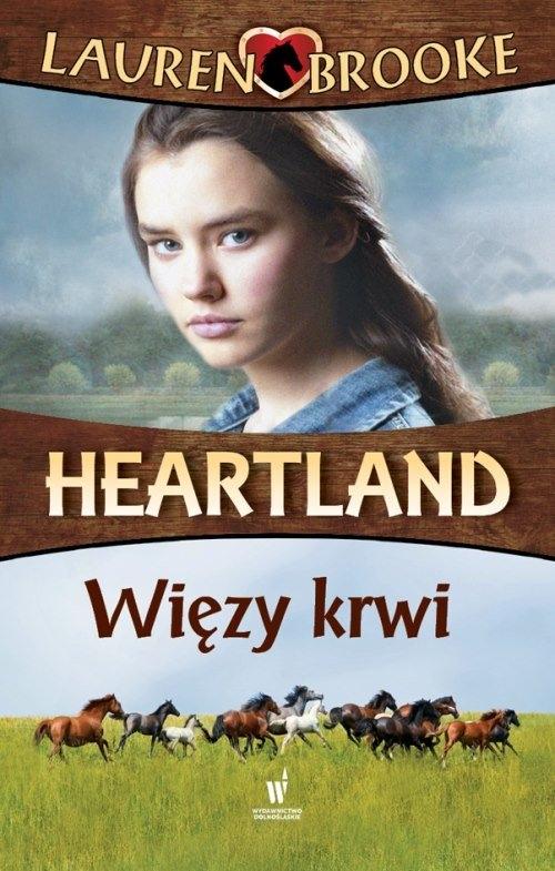 Heartland 8 Więzy krwi Brooke Lauren
