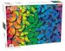 Puzzle 500: Rainbow Butterflies