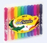 Kredki Silky Twisters AMOS 12kol. CST12