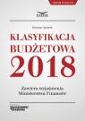 Klasyfikacja Budżetowa 2018 Gąsiorek Krystyna