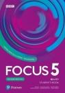 Focus Second Edition 5. Student's Book + kod (Digital Resources + Interactive praca zbiorowa