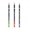 Ołówek trójkątny 2B Happy Color Me&Citymix