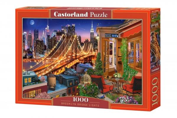 Puzzle 1000 elementów Most Brookliński (104598)