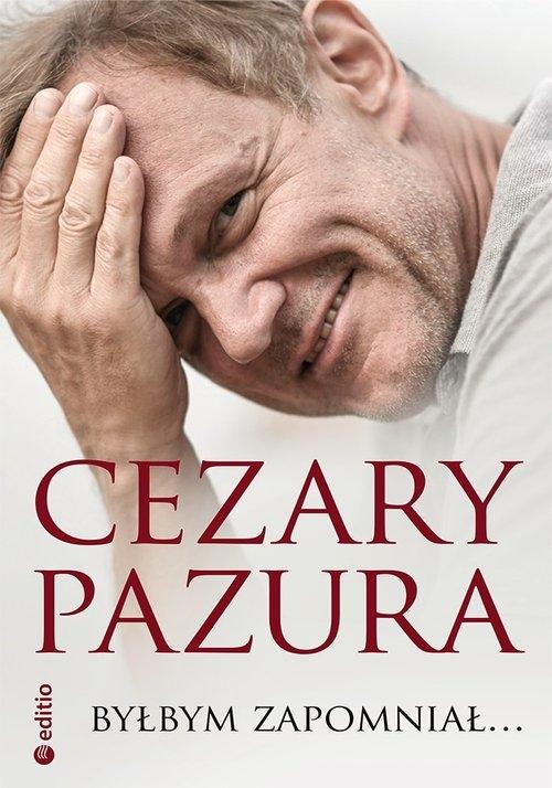 Byłbym zapomniał... Cezary Pazura