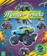 Monster Trucki. Album z naklejkami. Ciekawostki i wyklejanie