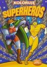 Koloruję Superheros