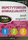 Repetytorium gimnazjalisty Język angielski Gimnazjum na 5Nowy egzamin i Kociołek Monika