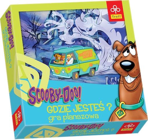 Scooby-Doo! Gdzie jesteś? - 2 - 4 graczy (00359)