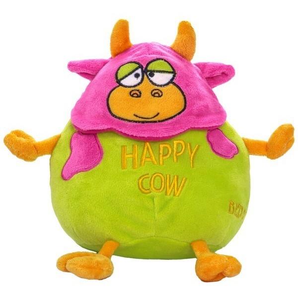 Happy Cow 20 cm zielony
