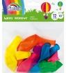 Balony Neon 10'', 12 sztuk (397440)