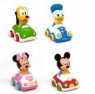 Disney Baby mięciutkie samochody