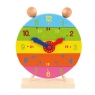 Zegar warstwowy - pionowa układanka