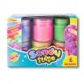 Sandy Slime zestaw 6 kolorów x 160g (STN 6598)