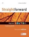 Straightforward 2nd ed. Beginner. Książka ucznia & Webcode + eBook Lindsay Clandfield