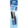 Pióro kulkowe Twist R457 czarny + 2x niebieski wkład