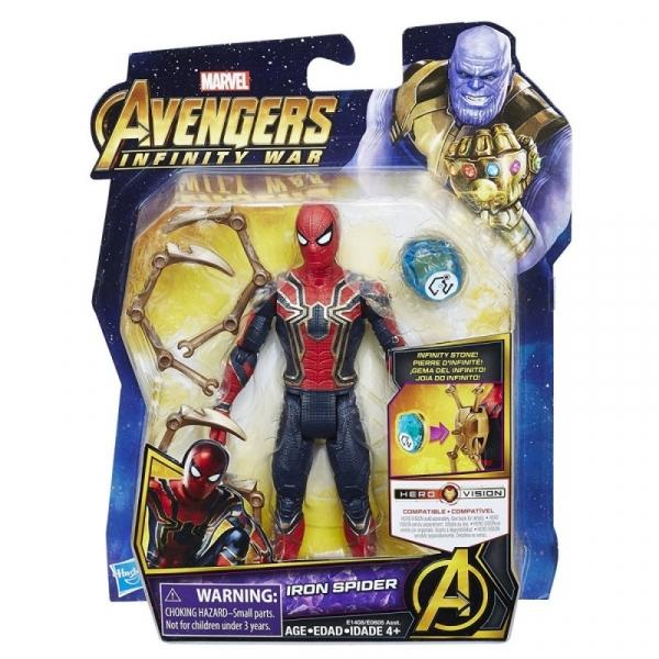 Avengers Infinity War Spiderman (E0605/E1408)