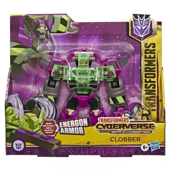 Transformers: Action Attacers Ultra - Clobber (E1886/E7108)