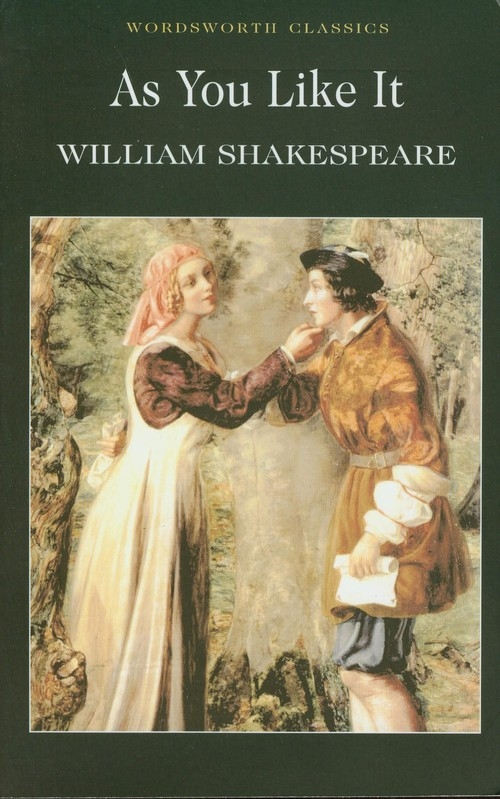 As You Like It Shakespeare William