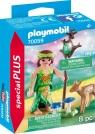 Playmobil Special Plus: Wróżka z sarenką (70059)