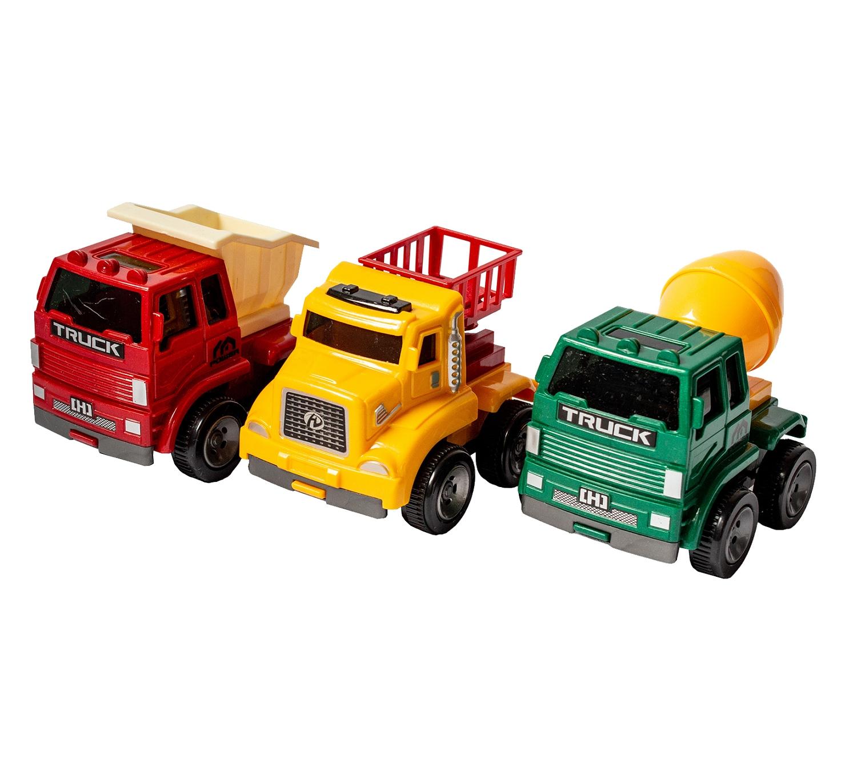 Ciężarówka z napędem MIX (111599)