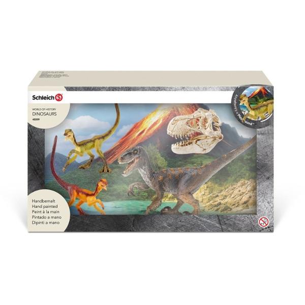 Welociraptor na polowaniu (42259)