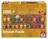 Puzzle Anne Geddes Sezon wiosenny 1000