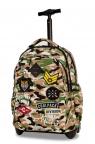 CoolPack - Junior -Plecak młodzieżowy na kółkach - Camo Desert (Badge)