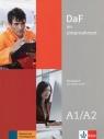 DaF im Unternehmen A1-A2 Ubungsbuch mit Audios online