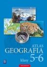 Geografia. Atlas. Klasy 5-6. Szkoła podstawowa