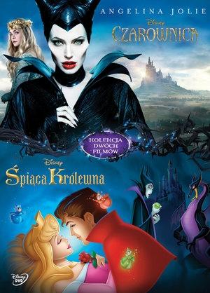 Czarownica / Śpiąca Królewna - Pakiet (2 DVD)