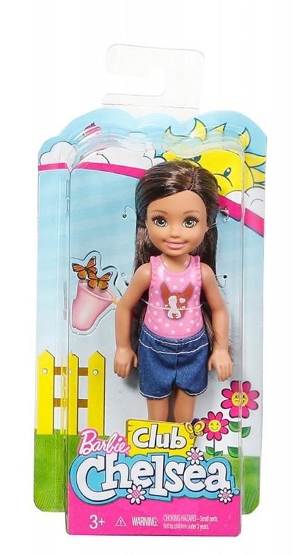 Barbie Chelsea i Przyjaciółki Motylek (DWJ33/DWJ36)