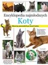 Encyklopedia najmłodszych. Koty (Uszkodzona okładka)