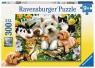 Puzzle XXL 300: Szczęśliwe zwierzęta (13160) Wiek: 9+