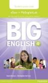 Big English 4 Pupils eText+MEL AccCodeCard