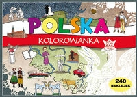 Polska Kolorowanka