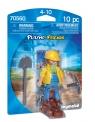 Playmobil Playmo-Friends: Pracownik budowy (70560)