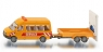 Siku 16 - Transporter z przyczepą kontroli ruchu - Wiek: 3+ (1660)