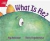 Rigby Star Guided Reception Red Level: What is He? Pupil Book (Single)