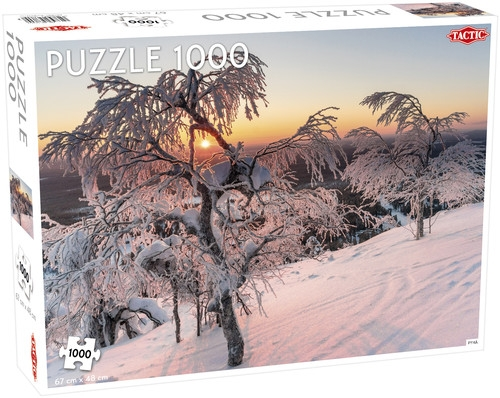 Puzzle 1000: Pyhä (Laponia)