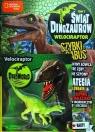 Świat Dinozaurów 7 Welociraptor