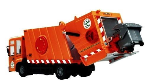 Dickie Śmieciarka Street Service 38cm (203828002)