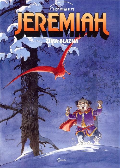 Jeremiah 9 Zima błazna Hermann
