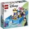 Lego Disney Princess: Książka z przygodami Mulan (43174) Wiek: 5+