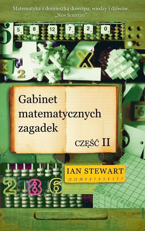 Gabinet matematycznych zagadek część 2 Stewart Ian